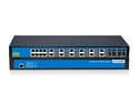 IES5024 Series - 24-port 100M Layer 2 Managed Industrial Ethernet Switch