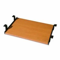 Sliding Key Board Shelf