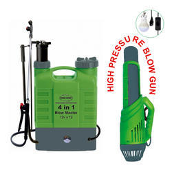Battery Sprayers- 4 In 1 Blow Master