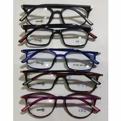 cd91ad99ba1d Plastic Crunch Optical Frame, Packaging Type: Hard Case, Rs 65 ...