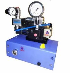 PE07-PRS - Slide Locking Pump System for Press