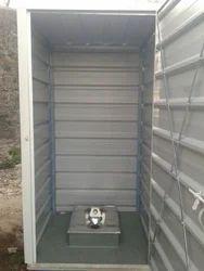 MS Portable Prefab Construction site Toilets