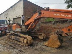 Used Spare Parts Of Excavator Tata Hitachi EX 200 Super