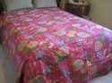 Kantha Patch Quilt
