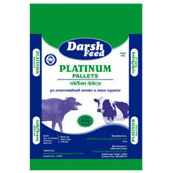 Darsh Feed Pure Veg Platinum Pellets