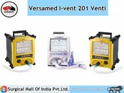 Pre-Owned GE Versamed I-VENT I.C.U Ventilator, Tidal Volume: 2000