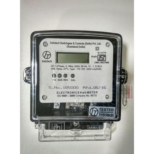 Wholesale Trader Of Static Electricity Meter Amp Led Ceiling Lights By Indian Electricals Indore