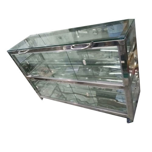 11a5fc30ebb Stainless Steel Display Counter