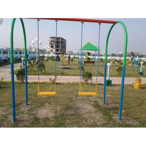 Mild Steel Two Seater Outdoor Swing Rs 10000 Piece Ak Industries