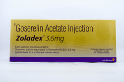 Zoladex La 3.6 Mg Injection