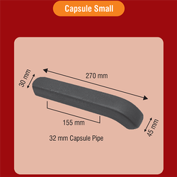 Chair Handle Capsule Small