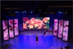 High Definition Colorful P4.8 Outdoor Wedding LED Screen