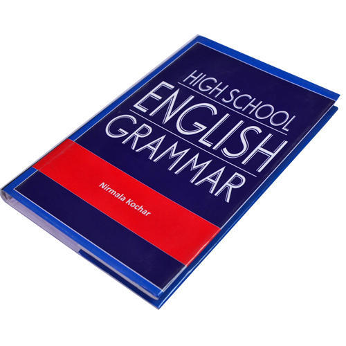 Preposition In Learn In Marathi All Complate: High School English Grammar Book At Rs 450 /piece