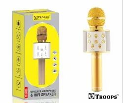 Troops Tp-9030 Wireless Microphone