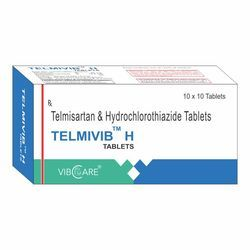 Telmisartan and Hydrochlorothiazide Tablet