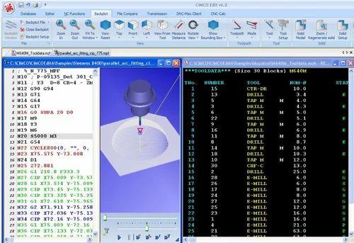 Cimco DNC Software, Factory Automation, DNC, MDC, Machine Simulation