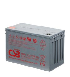 XHRL 12475W Valve Regulated Lead Acid CSB Battery