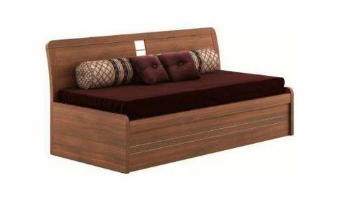 9afcb9edfaa NICEWOOD Wooden Sofa Cum Bed
