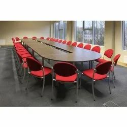 Teak Wood Wooden Conference Table