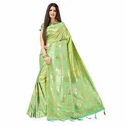 1974 Trendy Katan Silk Saree