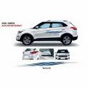 Printed Hyundai Creta Car Graphic(900)