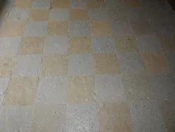 Limestone Tandur Stone, For Staircase, Thickness: 20-40 Mm