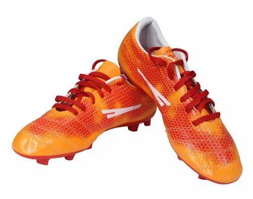 Men Sega Spectra Football Shoe, Size: 5