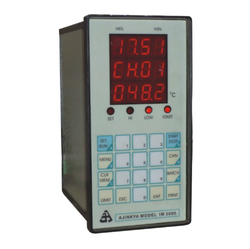 Digital Input Scanner With SMS Facility