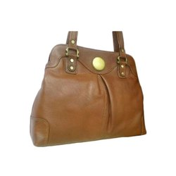 Ladies Leather Fabric Bags