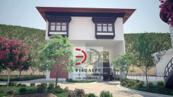 3D Real Estate Walkthrough Services in India