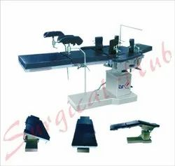 C-Arm Compatible Hydraulic Operating Tables