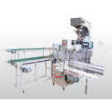 Automatic Mono Carton Packing Machine With Cup Filler