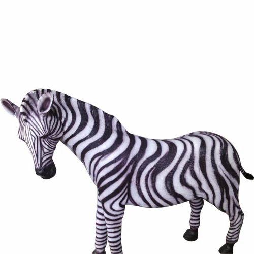 Frp Zebra Statue Frp Animals Fiber Reinforced Plastic Animals