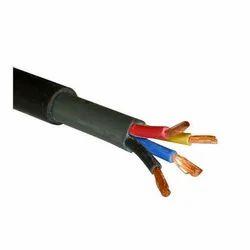 Copper 4 Core PVC Flexible Cable