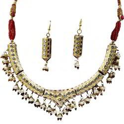 Ethnic Style Jewellery Necklace Set 110