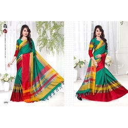 Party Wear, Wedding Wear Silk Saree