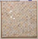 Jagson India Natural Stone Travertine Mosaic, Thickness: 10 - 12 Mm, Size (millimetre): 300x300 Mm