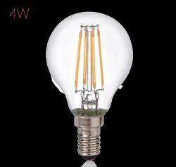 Bright Fill LED Filament A45 - 4 W Bulb