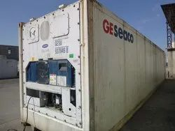 20ft Used Reefer Marine Container