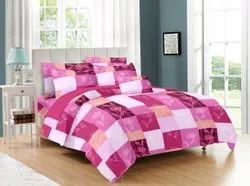 100% Pure Cotton Block Print Bedsheet