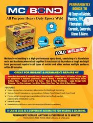 All purpose Cold Welding Epoxy Compound