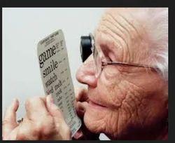 Low Vision And Visual Rehabilitation Treatment