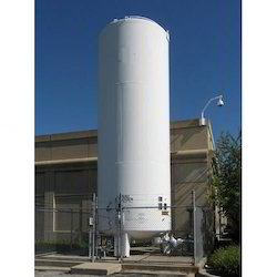 Oxygen Storage Tanks