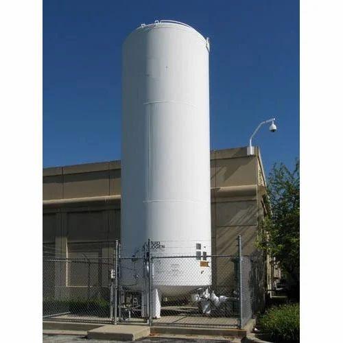 Storage Tanks Oxygen Storage Tanks Manufacturer From Surat