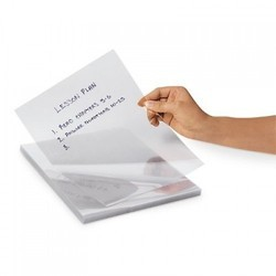 OHP Sheet