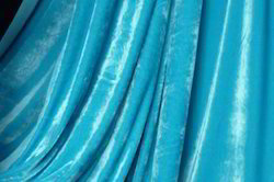 Polyester Velour Fabric