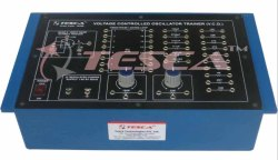 Voltage Controlled Oscillator Trainer (V.C.O.)