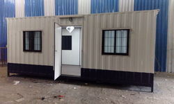 Rectangular Prefabricated Cabin