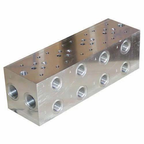 Hydrotech Engineers Manifold Block, Usage: Industrial   ID: 18538846348