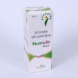 Nutirslit B-Complex With Lysine Syrup
